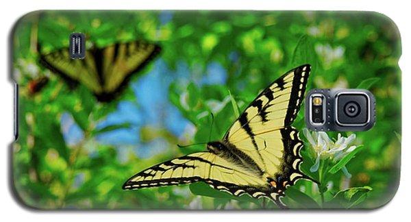 Swallowtails Galaxy S5 Case