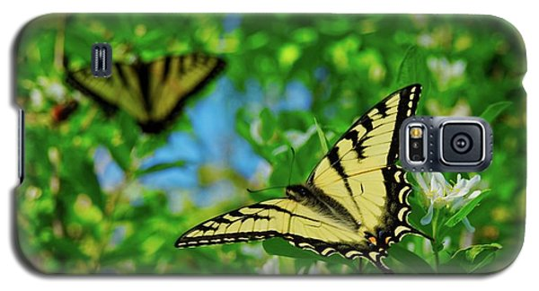 Swallowtails Galaxy S5 Case