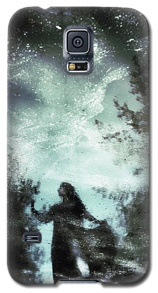 Magician Galaxy S5 Case - Swamp Witch by Cambion Art