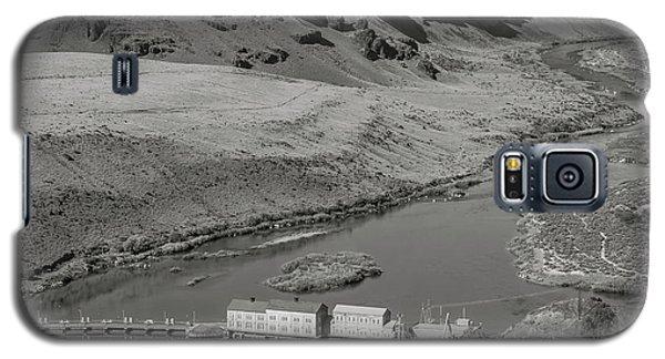 Swan Falls Dam Galaxy S5 Case
