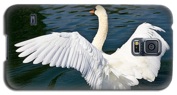 Swan Moment Galaxy S5 Case