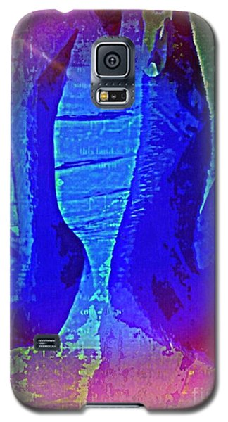Swan Song Galaxy S5 Case