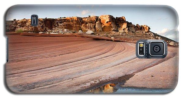 Sweeping Sandstone Galaxy S5 Case