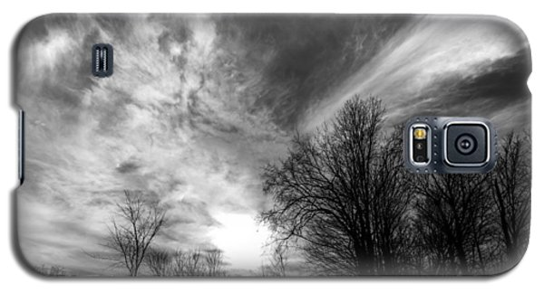 Sweeping Sky Galaxy S5 Case