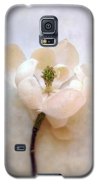 Sweet Bay Magnolia Bloom Galaxy S5 Case