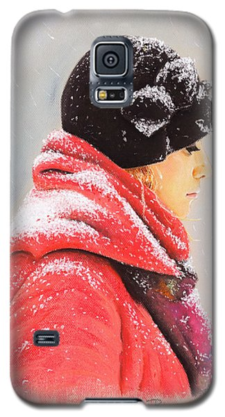 Sweet Caroline Galaxy S5 Case by Katharina Filus