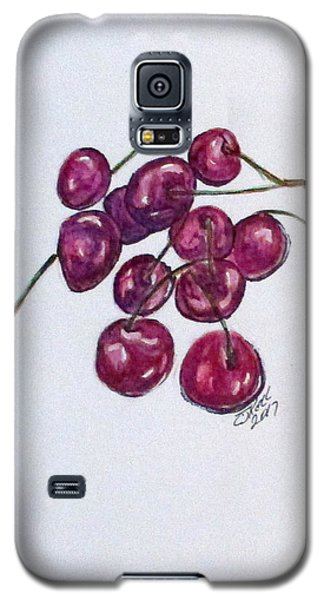 Sweet Cherry Galaxy S5 Case