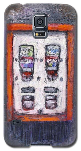 Sweet Childhood Memories,bubblegum Machine Galaxy S5 Case by Martin Stankewitz