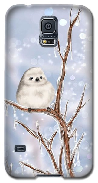 Galaxy S5 Case featuring the painting Sweet Cold by Veronica Minozzi