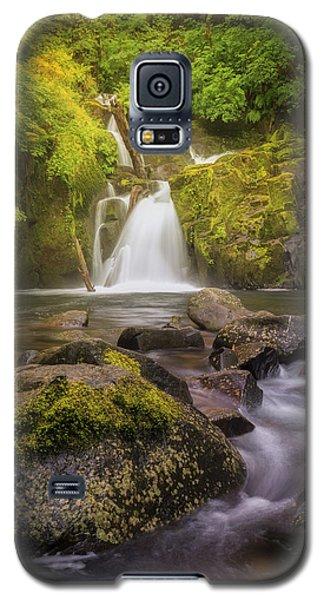 Sweet Creek Falls Galaxy S5 Case