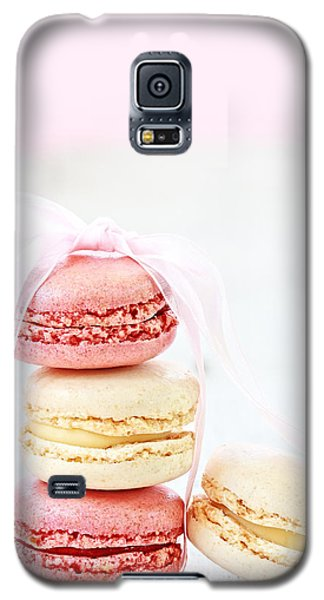 Sweet French Macarons Galaxy S5 Case