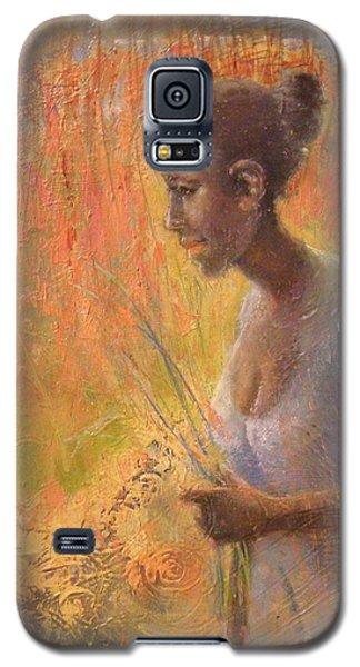 Sweet Grass Galaxy S5 Case