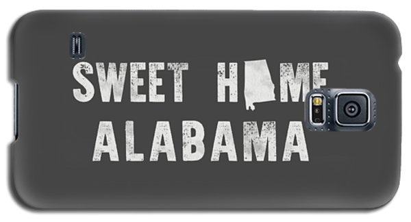 Sweet Home Alabama Galaxy S5 Case
