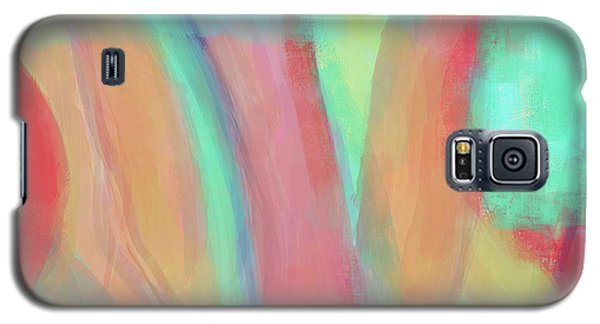 Galaxy S5 Case featuring the digital art Sweet Little Abstract by Susan Stone