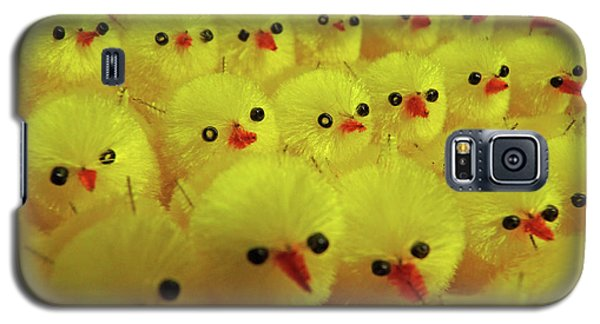 Sweet Little Chicks Waiting For Easter Galaxy S5 Case