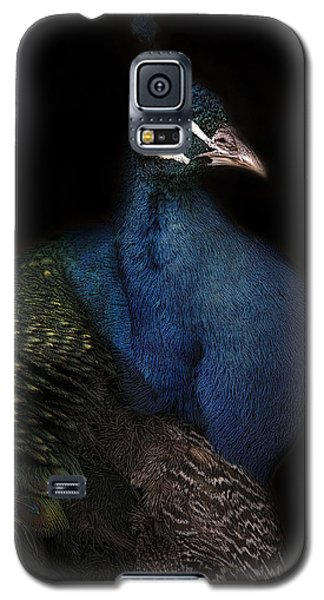 Galaxy S5 Case featuring the photograph Sweet Pea by Cheri McEachin