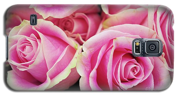 Sweet Rose For All The Lovely Ladies Who Comment On My Work Galaxy S5 Case