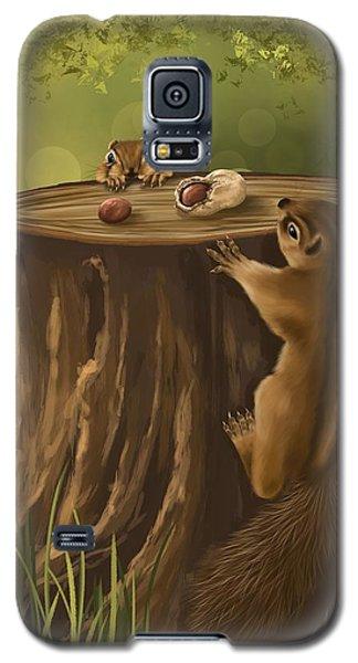 Sweet Snack Galaxy S5 Case by Veronica Minozzi
