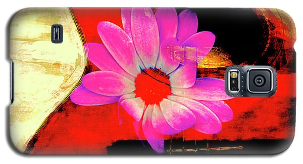 Galaxy S5 Case featuring the photograph Sweet Sound by Al Bourassa