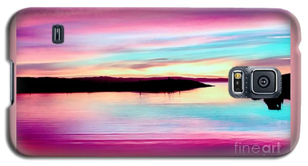 Sweet Sunset Galaxy S5 Case