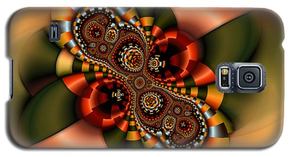 Galaxy S5 Case featuring the digital art Sweets by Karin Kuhlmann