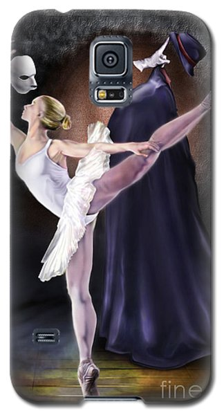 Swept Away By Innocence Galaxy S5 Case