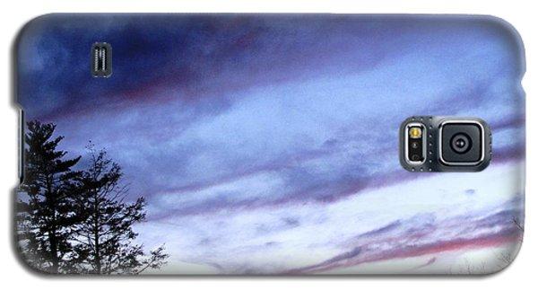 Swept Sky Galaxy S5 Case by Melissa Stoudt
