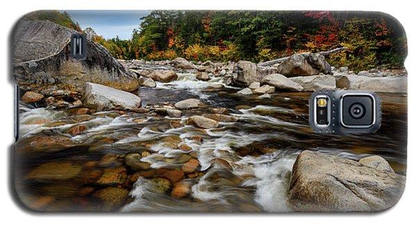 Swift River Autumn Nh Galaxy S5 Case