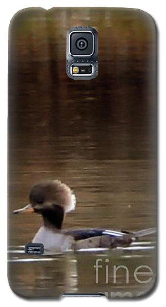 Swimming Alone Galaxy S5 Case by Tamera James