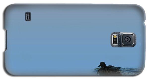 Swimming Duck Galaxy S5 Case