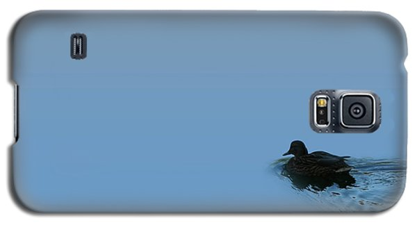 Swimming Duck Galaxy S5 Case
