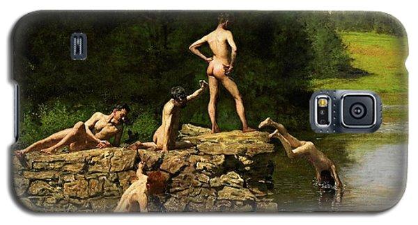 Swimming Hole Galaxy S5 Case