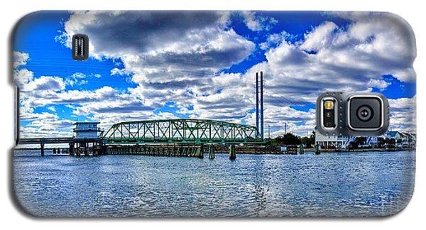 Swing Bridge Heaven Galaxy S5 Case