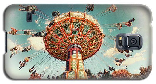 Galaxy S5 Case featuring the photograph Swingin' by Mark Miller
