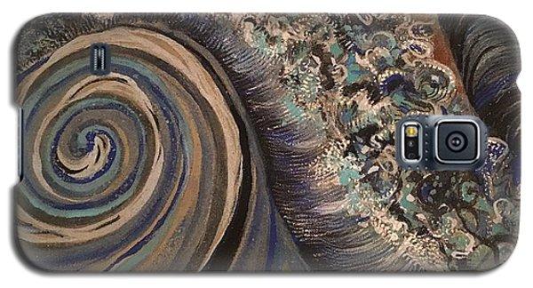 Swirl Galaxy S5 Case