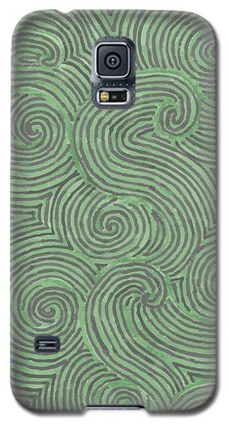 Swirl Power Galaxy S5 Case