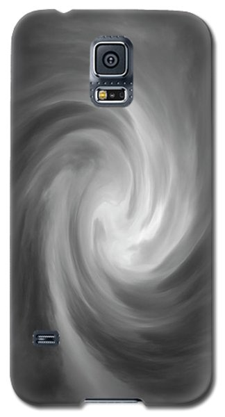 Swirl Wave Iv Galaxy S5 Case