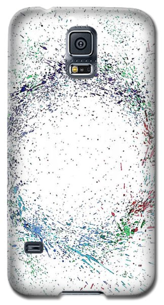 Swirling Of Life Galaxy S5 Case