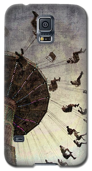 Galaxy S5 Case featuring the photograph Swirling.... by Russell Styles