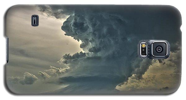 Swirling Skies Galaxy S5 Case