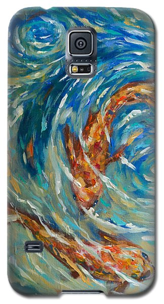 Swirling Waters Galaxy S5 Case