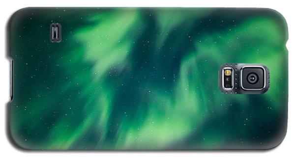 Swirls Of Light Galaxy S5 Case