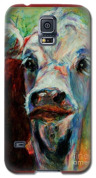 Swiss Cow - 1 Galaxy S5 Case