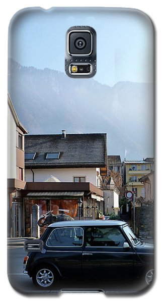 Galaxy S5 Case featuring the photograph Swiss Mini by Christin Brodie