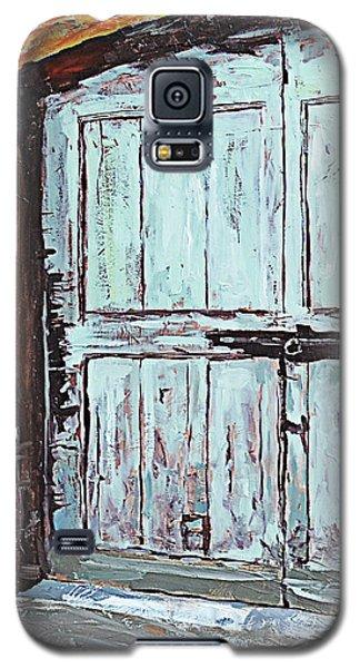 Switzerland Mint Door Galaxy S5 Case