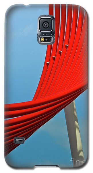 Swoosh Galaxy S5 Case