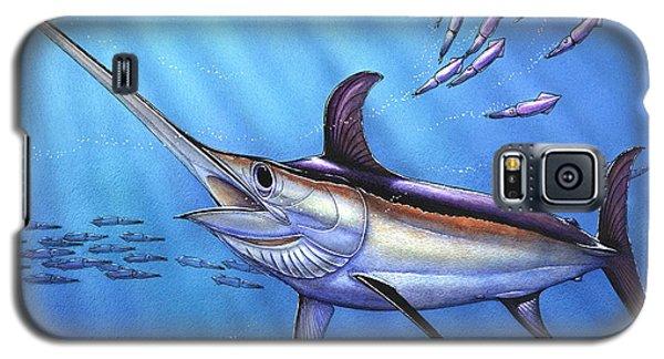 Swordfish In Freedom Galaxy S5 Case