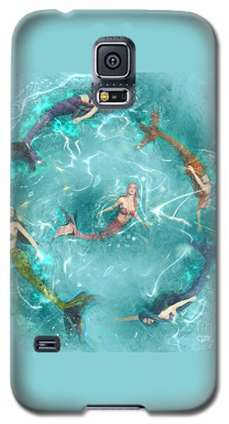 Sychronized Swimming Galaxy S5 Case