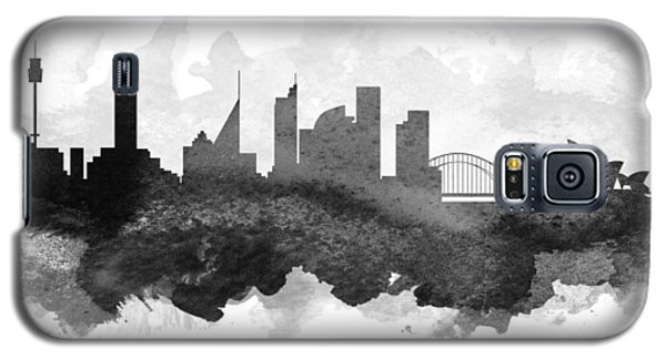 Sydney Cityscape 11 Galaxy S5 Case by Aged Pixel