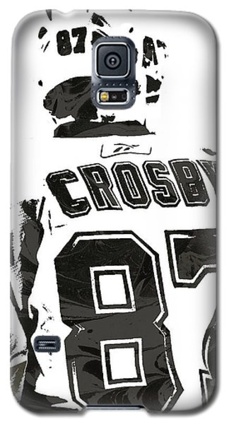 Sydney Crosby Pittsburgh Penguins Pixel Art 2 Galaxy S5 Case